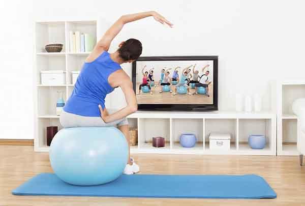 ¿Puede acabar el home-fitness con los gimnasios?