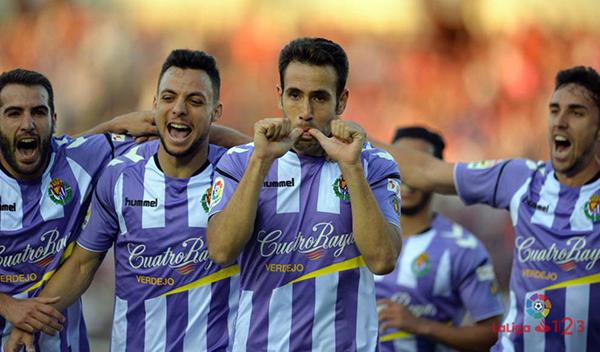 Hummel regresa a La Liga con el ascenso del Valladolid