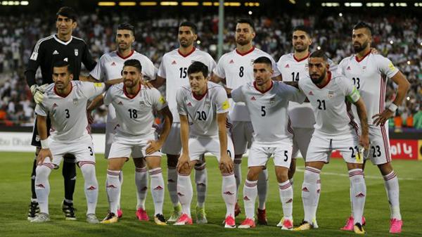 Nike no suministrará material a la selección de fútbol de Irán en el Mundial de Rusia