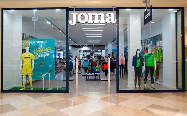 Joma abrirá dos nuevas tiendas en Valencia