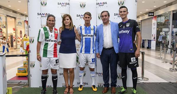 Joma fusiona historia e innovación en las nuevas camisetas del Leganés