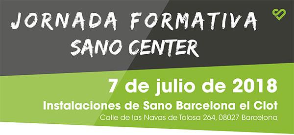 Sano Center convoca en Barcelona una jornada formativa para entrenadores personales