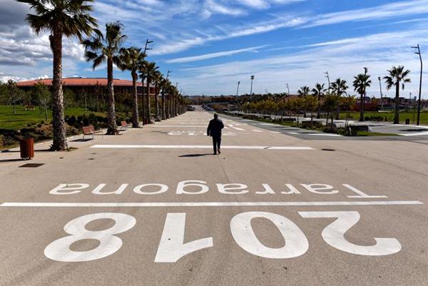 Tiendas y gimnasios ven poco rédito comercial a los Juegos Mediterráneos Tarragona 2018