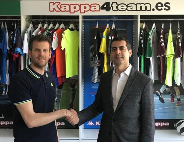 Kappa se convierte en el patrocinador técnico de la Cultural y Deportiva Leonesa