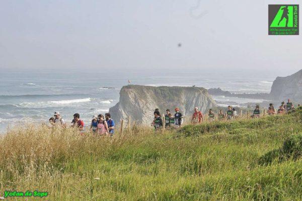 La Kosta Trail cuenta con más de 4.000 participantes