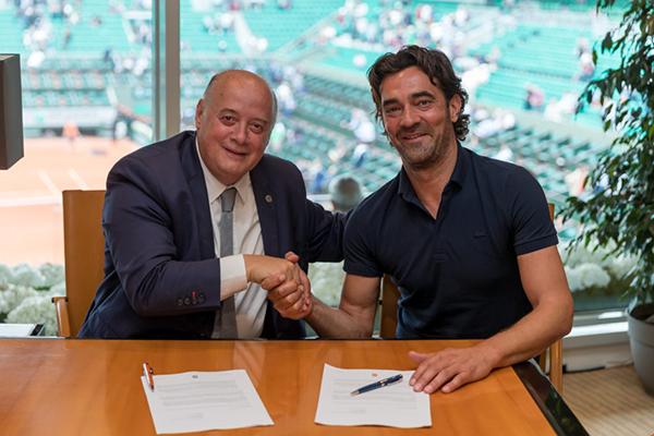 Lacoste prolonga su patrocinio de Roland Garros hasta 2025