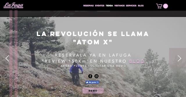 """LaFuga Cycling ultima su tienda online con """"productos diferenciadores"""""""