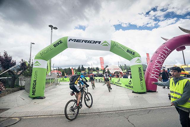 Merida Bikes, presente en la Madrid-Segovia MTB