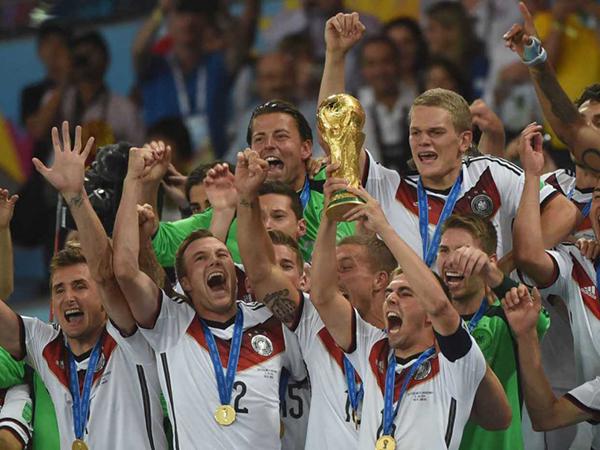 El Mundial de fútbol de Rusia: un botín de más de 340 millones de euros