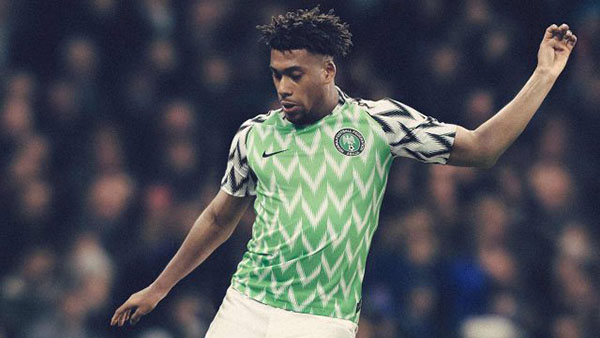 Nike, superada por el furor por la camiseta de Nigeria para el Mundial