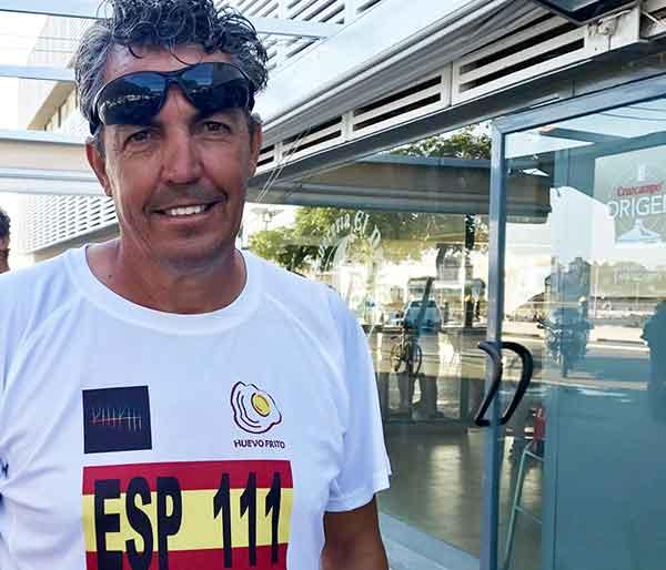 """Ramón Calero: """"la ilusión por el triunfo crece con los años"""""""