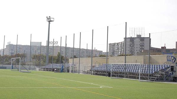 El Espanyol invertirá dos millones de euros en remodelar su ciudad deportiva