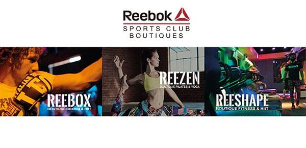 Reebok Sports Club Madrid abre tres fitness boutique