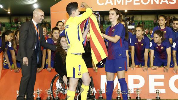 La RFEF crea una área dedicada a potenciar el fútbol femenino