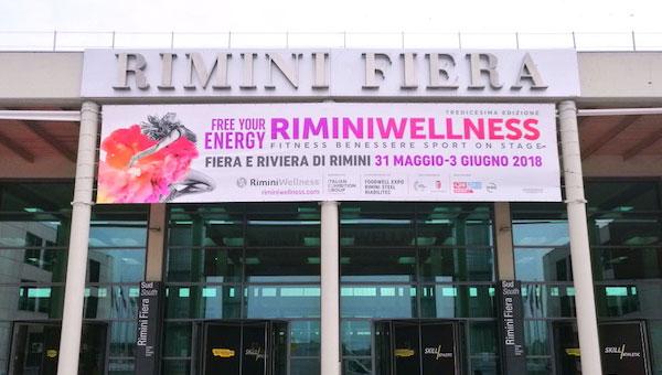 Rimini Wellness se mantiene en forma y reúne cerca de 270.000 visitantes