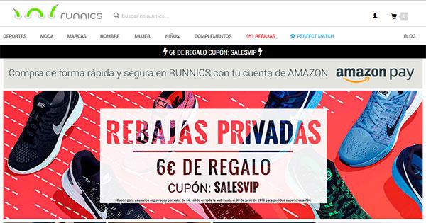 Las mejores tiendas online de running para estas rebajas