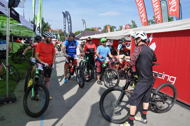Satisfacción entre las marcas de bicicletas por el funcionamiento de la Sea Otter Europe
