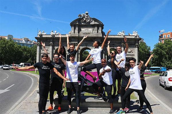 La cadena mexicana de cycling Síclo aterriza en Madrid