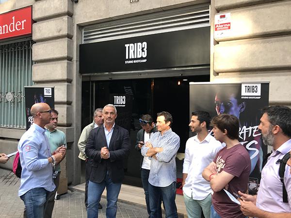 Trib3 prevé cerrar el 2018 con 4 gimnasios en España