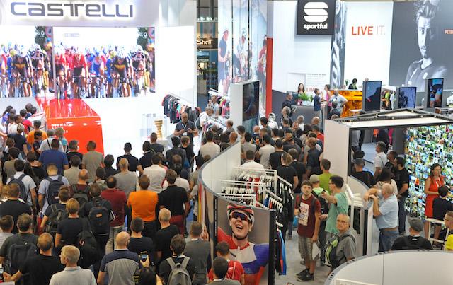 Eurobike pierde más de 5.000 visitantes