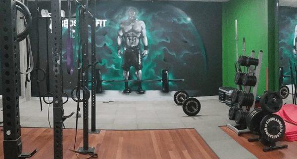 AB Fitness Abeiro sustituye la zona de aguas por entrenamiento funcional