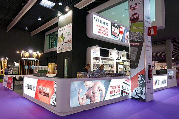 El sector de la nutición deportiva apuesta por su presencia en Arnold Classic Europe