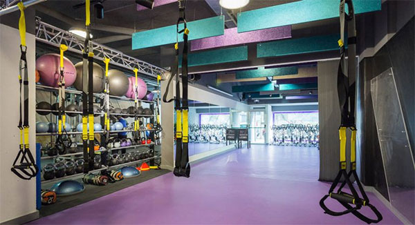 Anytime Fitness esprinta tras el verano: App propia y 9 gimnasios más