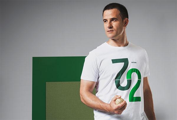 Astore lanza una linea de moda premium inspirada en la pelota