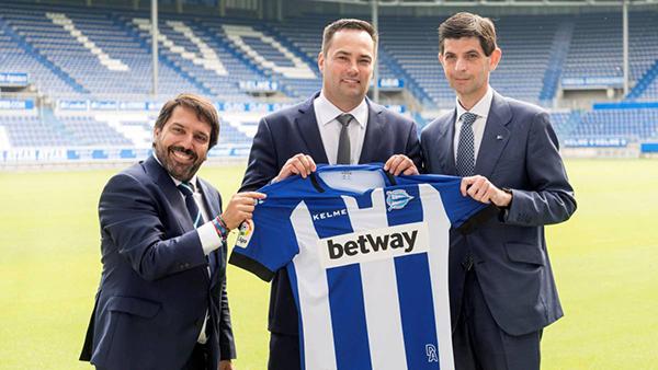 La casa de apuestas Betway patrocinará a tres equipos de fútbol de La Liga
