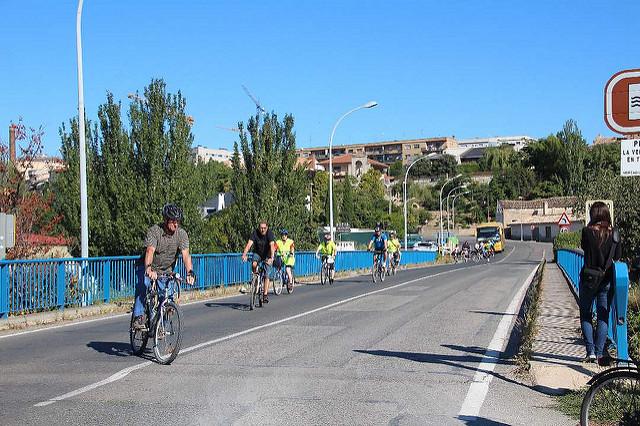 Corella recibe fondos europeos para impulsar la movilidad sostenible en bicicleta