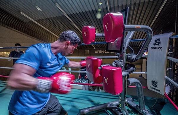El fitboxing catapulta el crecimiento del boxeo de competición en España