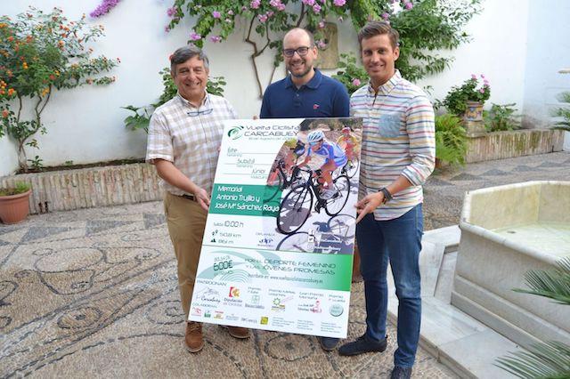 La Vuelta Ciclista a Carcabuey estrena nuevas categorías para mujeres