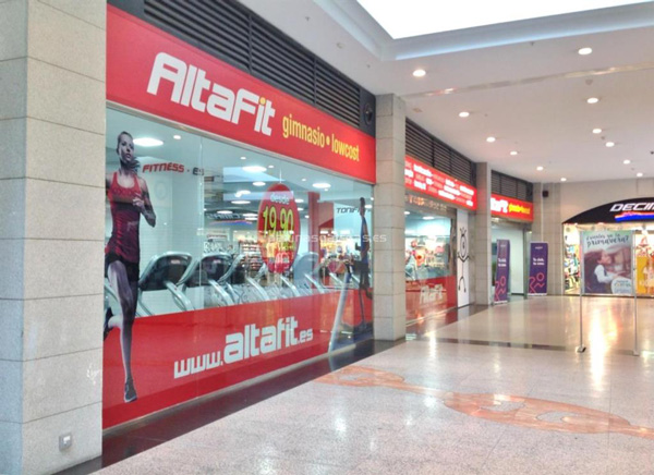 Concluye el proceso de compra de Altafit