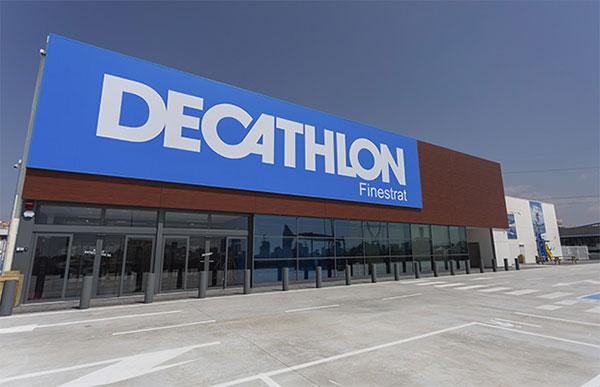 Decathlon abre una tienda de 3.000 m2 en Finestrat