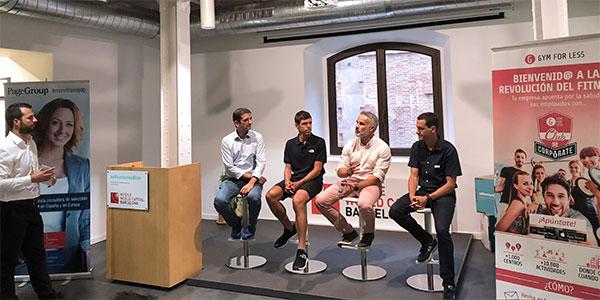 Gymforless organiza una jornada sobre deporte y rendimiento laboral