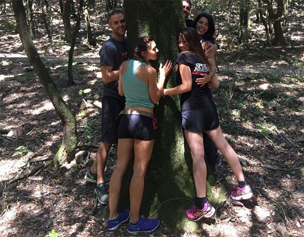 El Grupo Duet colabora en un estudio sobre los efectos de los bosques en la salud