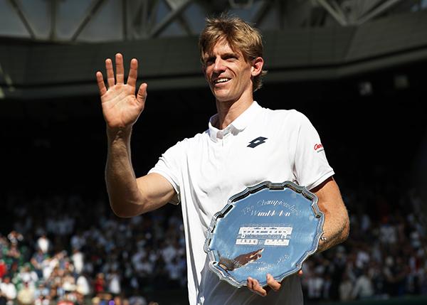 Dunlop obtiene una amplia presencia en las finales de Wimbledon 2018