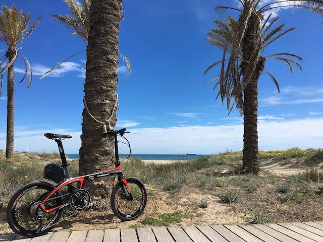 """Ebroh presenta una e-bike urbana plegable """"superligera y asequible"""""""