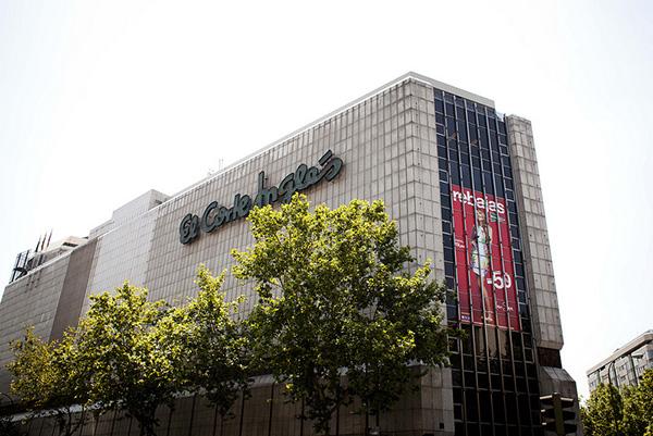 El Corte Inglés se alía con una cadena alemana para vender sus marcas deportivas en el extranjero