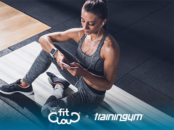 Fit Cloud y Trainingym trazan una alianza en la nube