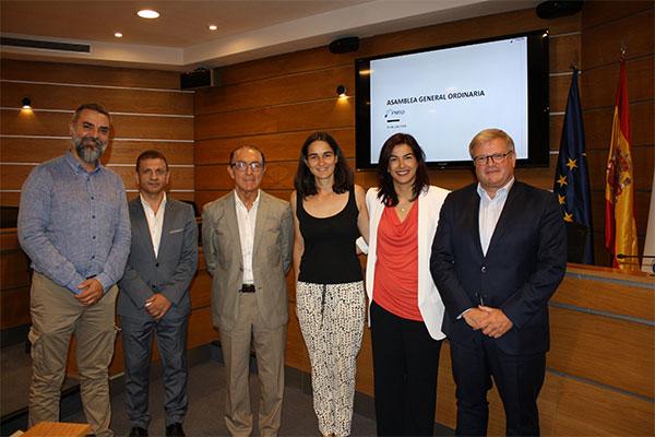 Fneid y Gobierno trabajarán conjuntamente en la rebaja del IVA y la lucha contra el sedentarismo