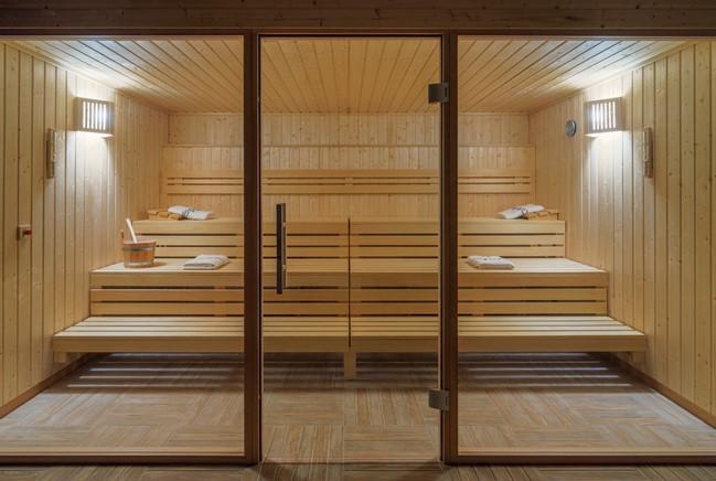 Freixanet Wellness instala la nueva sauna del Hotel H10 Vintage Salou