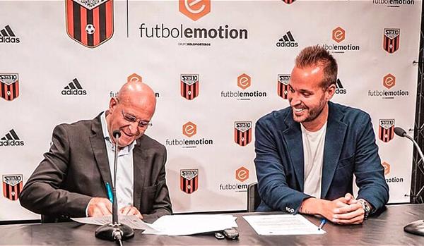 Fútbol Emotion reafirma su apuesta por el fútbol sala con el patrocinio del AD Sala 10 Zaragoza