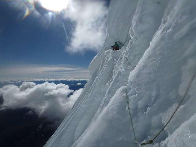 Ternua acompaña a Oriol Baró e Iker Madoz al Gasherbrum IV