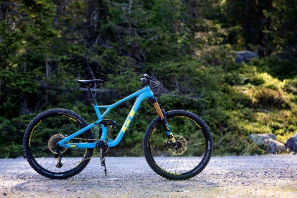 GT renueva dos modelos de montaña y trail