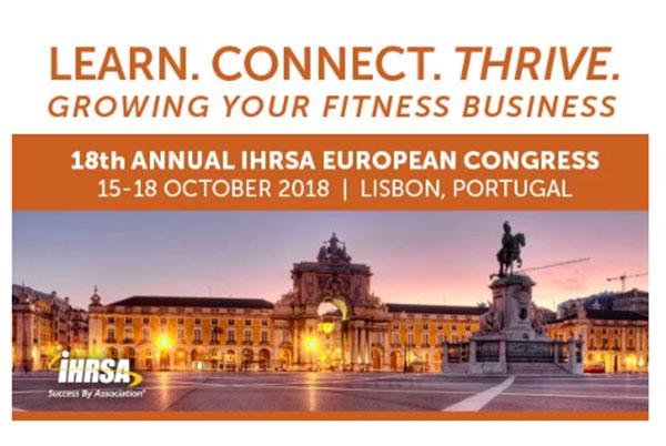 El Congreso Europeo Ihrsa 2018 presenta su programa