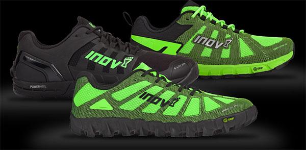 Inov-8 acaba con la necesidad de renovar las zapatillas de running cada año