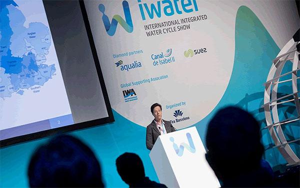 La segunda edición de Iwater contará con el respaldo de la Asociación Internacional del Agua