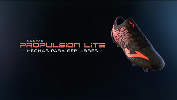 Joma lanza unas nuevas botas de fútbol con un spot con los efectos de Juego de Tronos