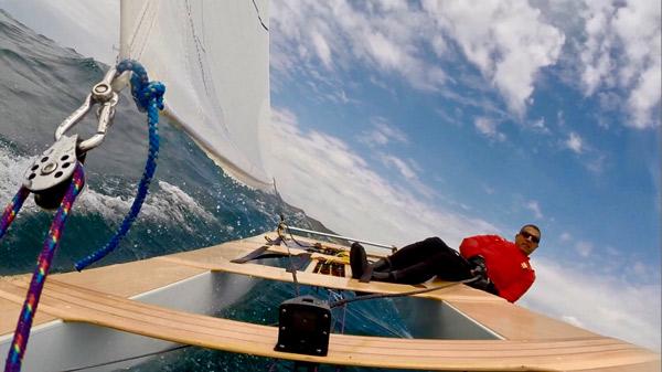 Para regatear bien antes se debe navegar muy bien